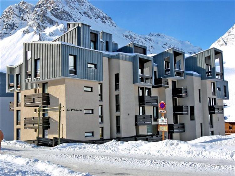 Appartement Le Pramecou - 2-4 personen