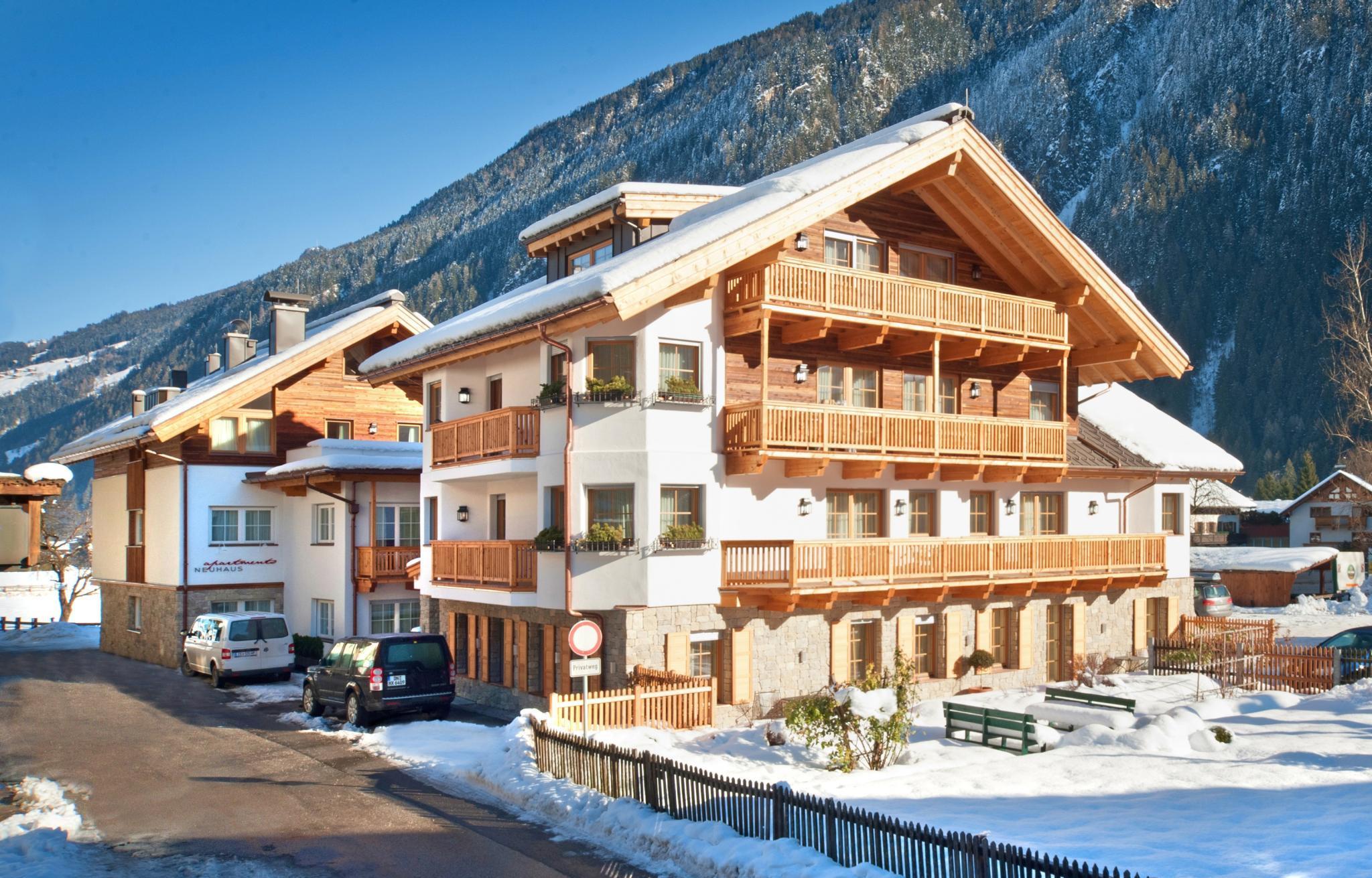 Hotel Appartementen Neuhaus