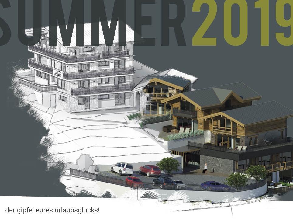 Chalet-appartement The Peak Mont Blanc - 2-4 personen