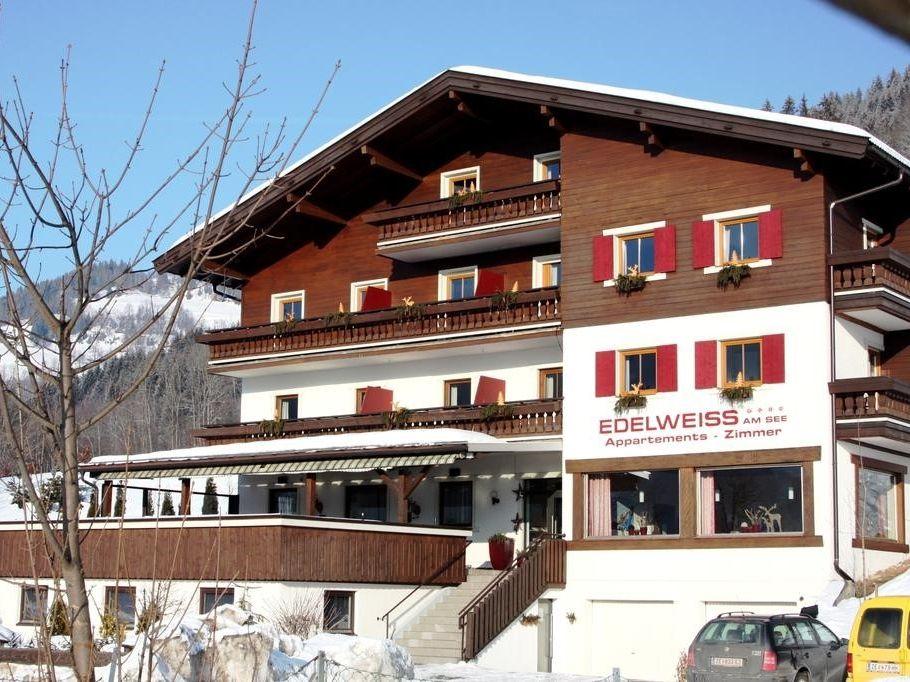 Chalet Edelweiss am See Hele gebouw