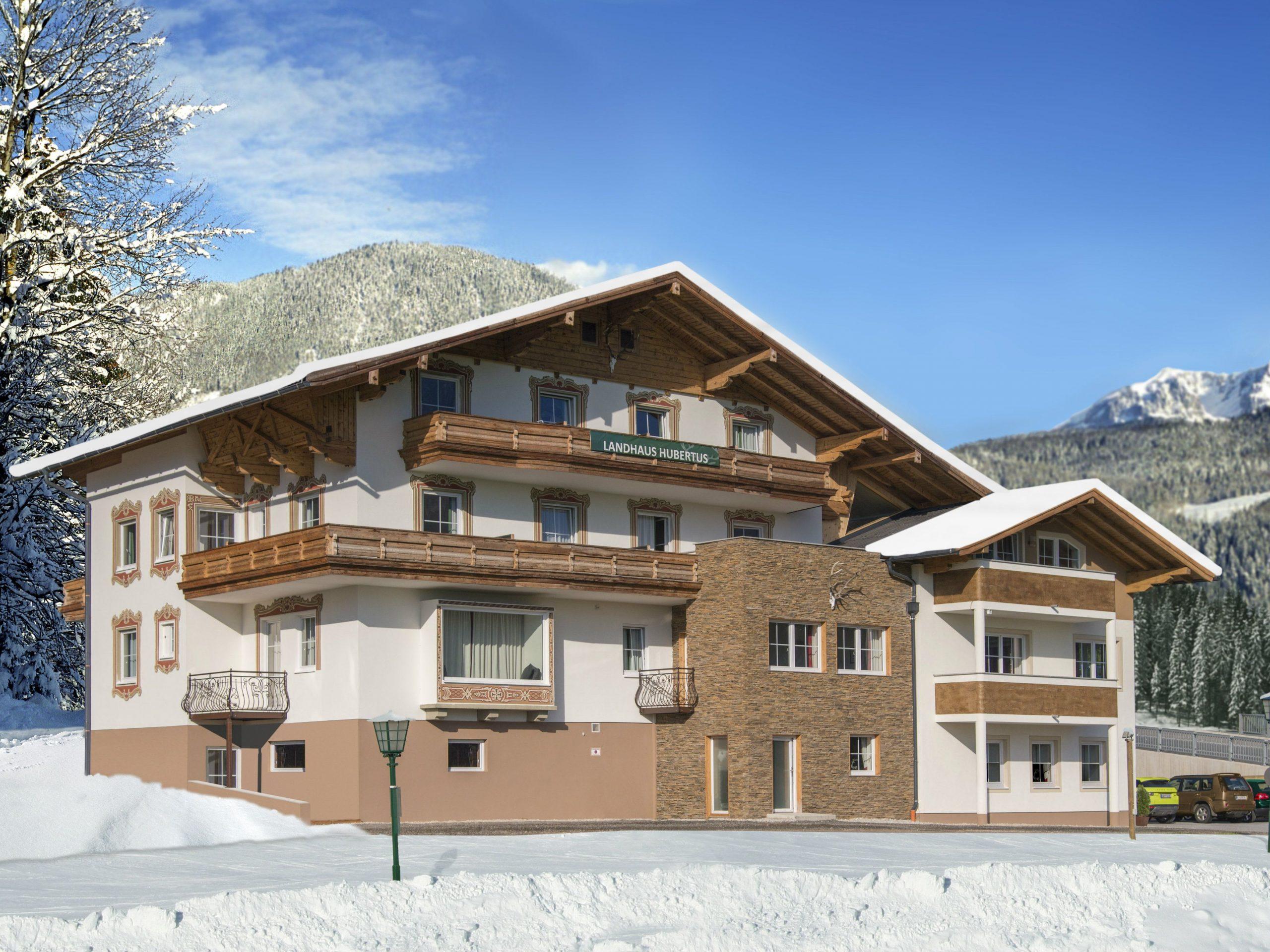Appartement Landhaus Hubertus - 6-8 personen