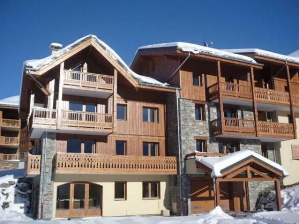 Appartement Résidence Les Cristaux - 6-10 personen