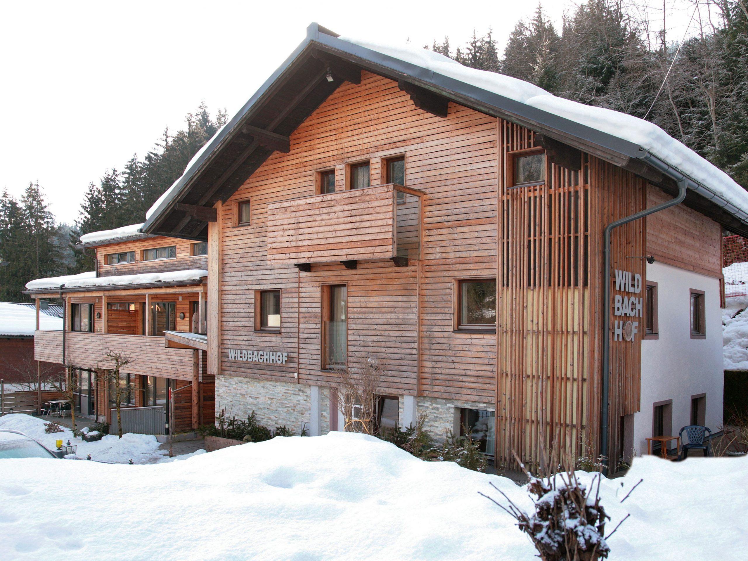 Appartement Wildbachhof combi - 4-8 personen