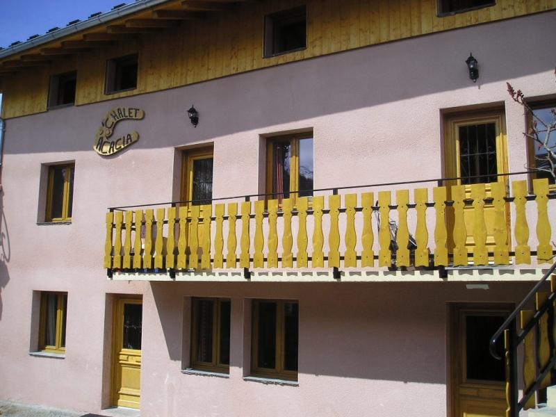 Chalet-appartement Acacia Appartement 1 - 4 personen