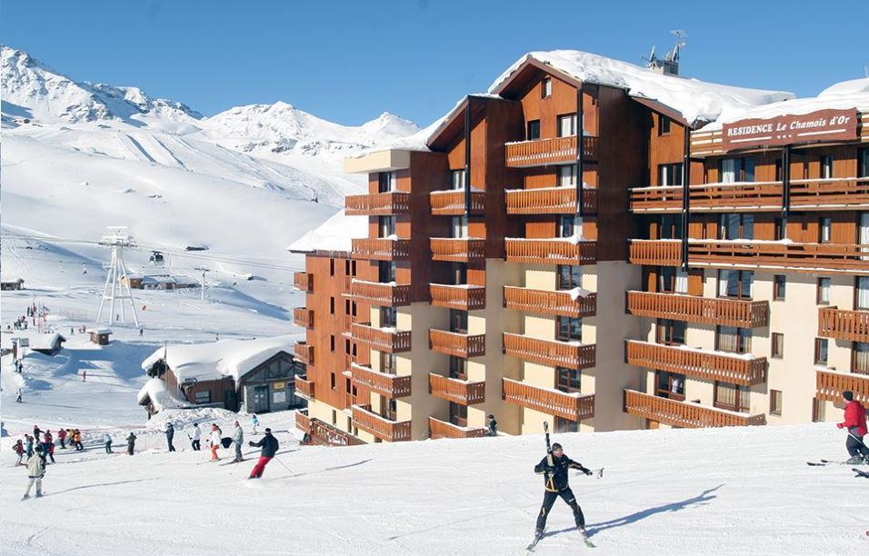 Appartementen Chamois d'Or