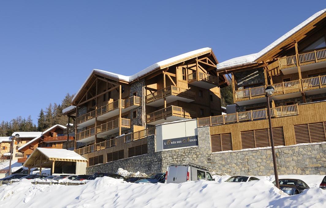 Appartementen L'Orée des Neiges