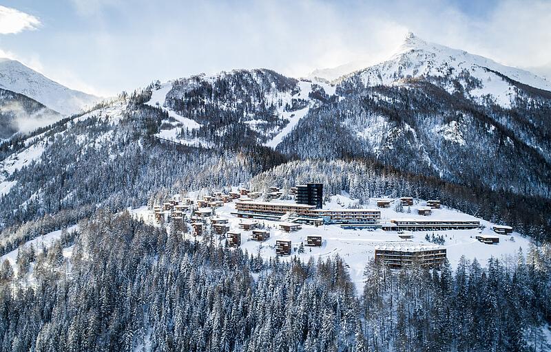 Gradonna Mountain Resort Hotel